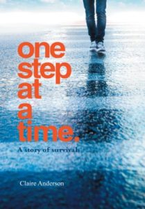 One Step At A Time By Claire Anderson